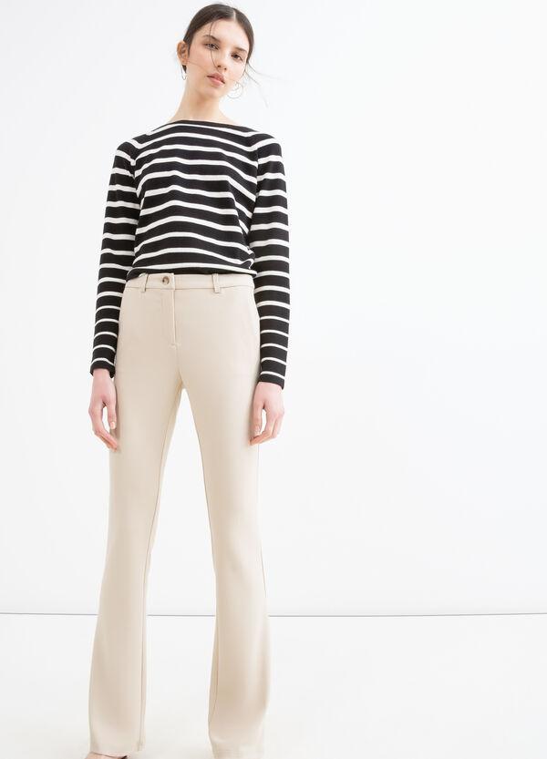 Pantaloni in jersey stretch | OVS
