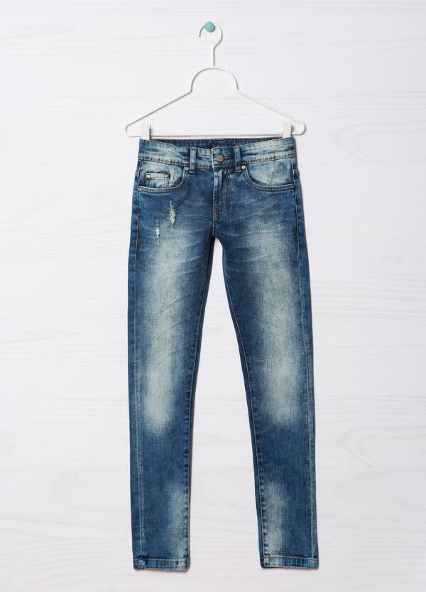 Jeans stretch Blue Black   OVS
