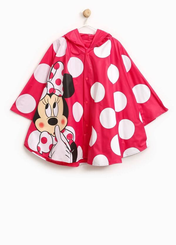 Minnie Mouse raincoat with polka dots | OVS