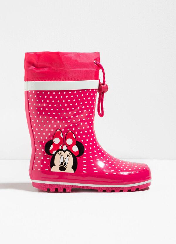 Stivali da pioggia Minnie a pois | OVS
