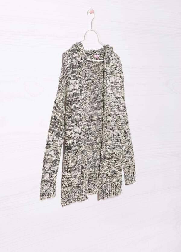 Cardigan tricot con paillettes | OVS