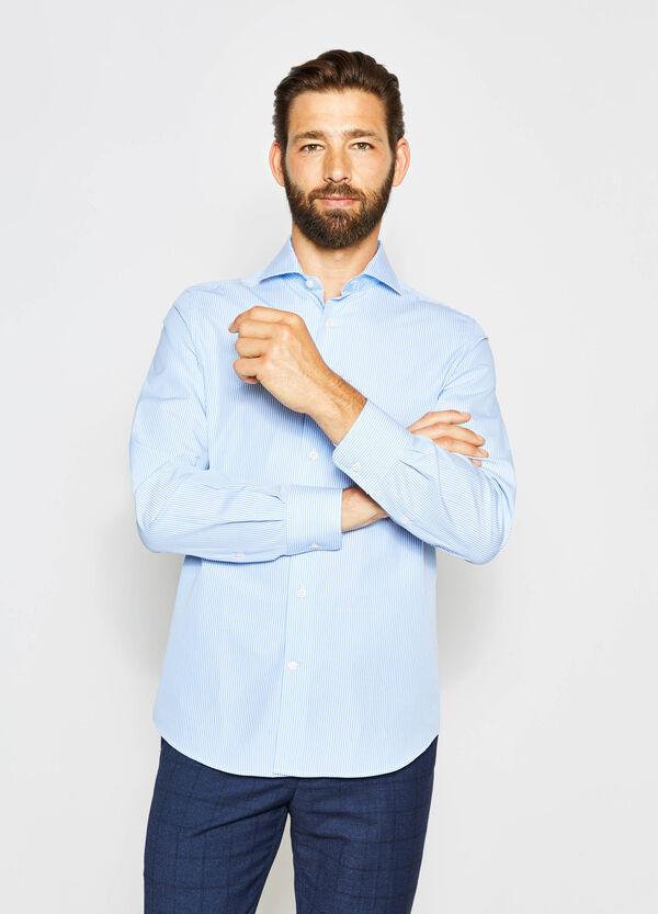 Camicia formale slim fit a righe | OVS