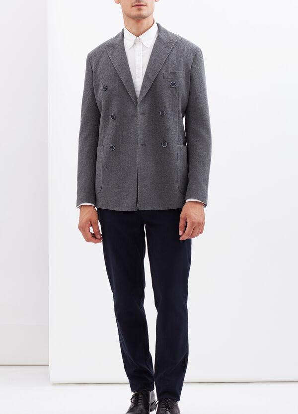 Rumford wool blend jacket | OVS