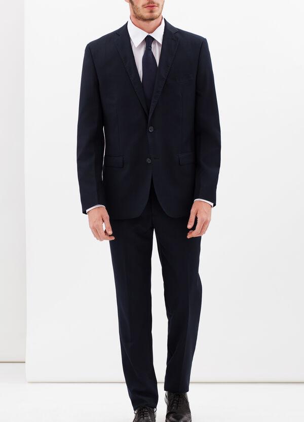 Regular fit plain jacket | OVS