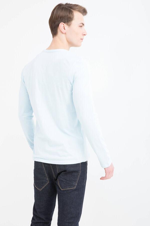 T-shirt puro cotone tinta unita   OVS