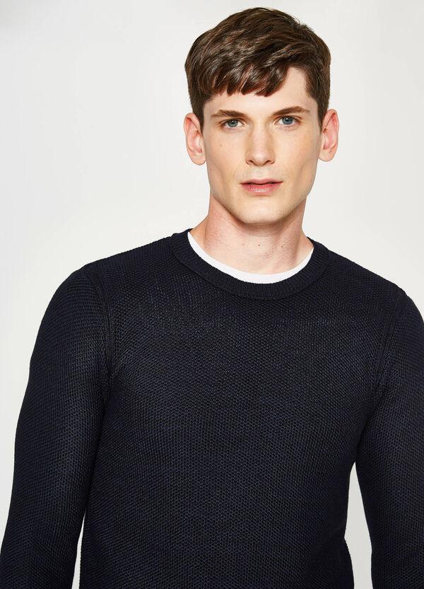 Pullover tricot in misto cotone   OVS