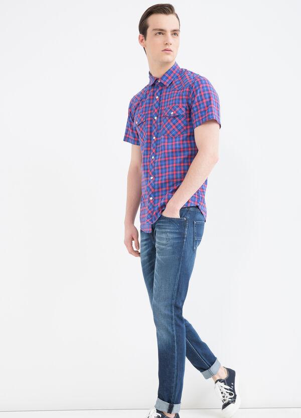 Camicia quadri in cotone G&H   OVS