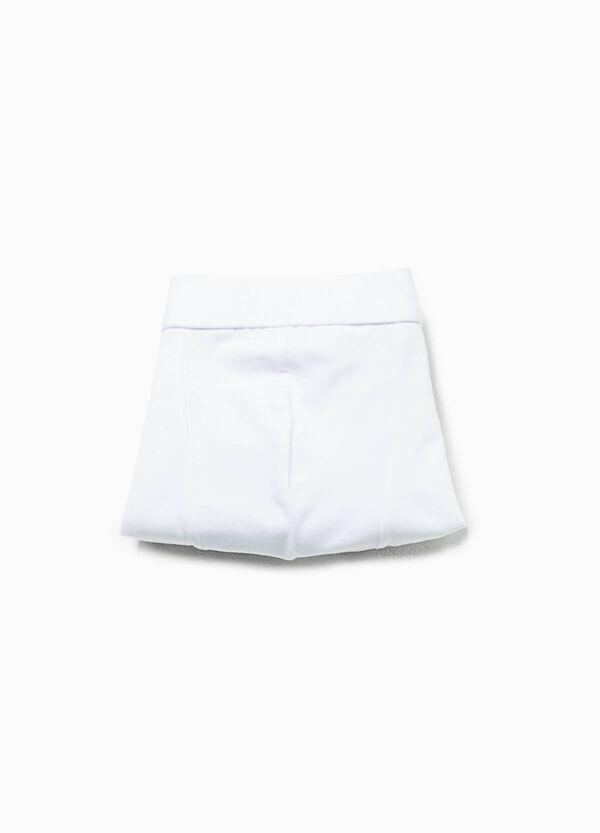 Boxer in cotone stretch tinta unita | OVS