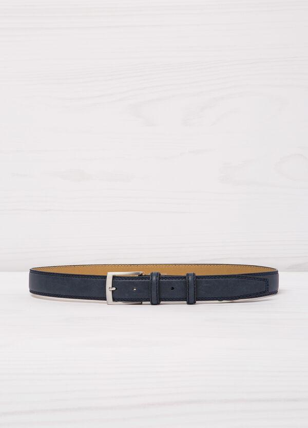 Cintura similpelle doppio passante | OVS