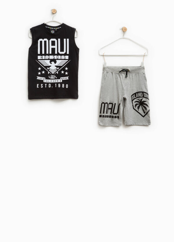 Completo lettering Maui and Sons | OVS