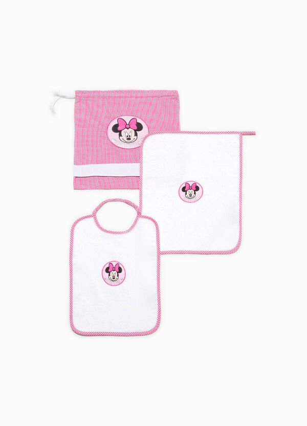 Set asilo in cotone patch Minnie | OVS
