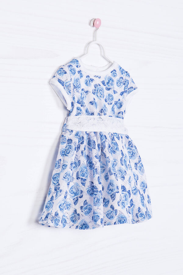 Dress with floral pattern | OVS