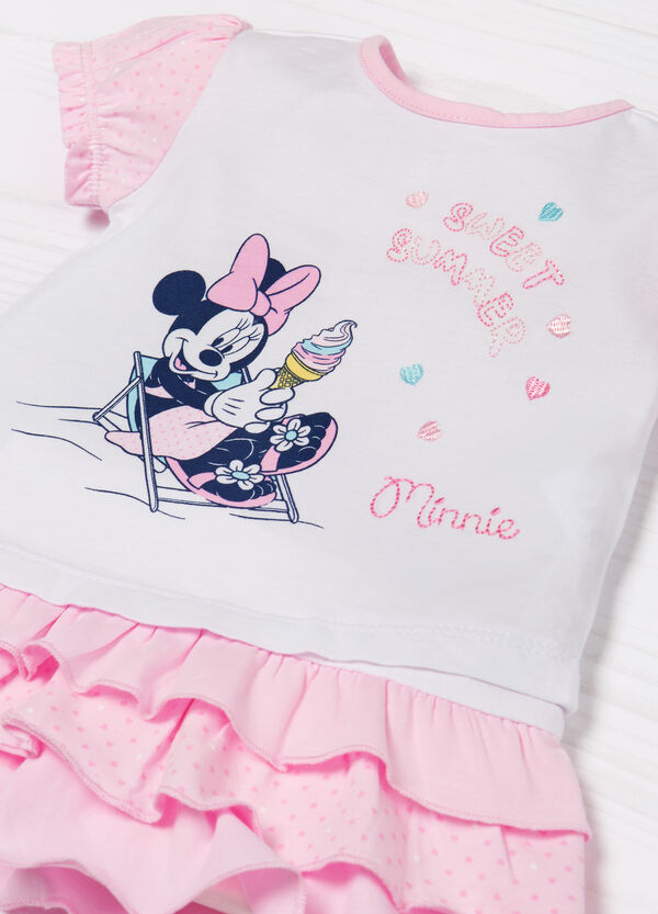 Minnie Mouse 100% cotton outfit.   OVS
