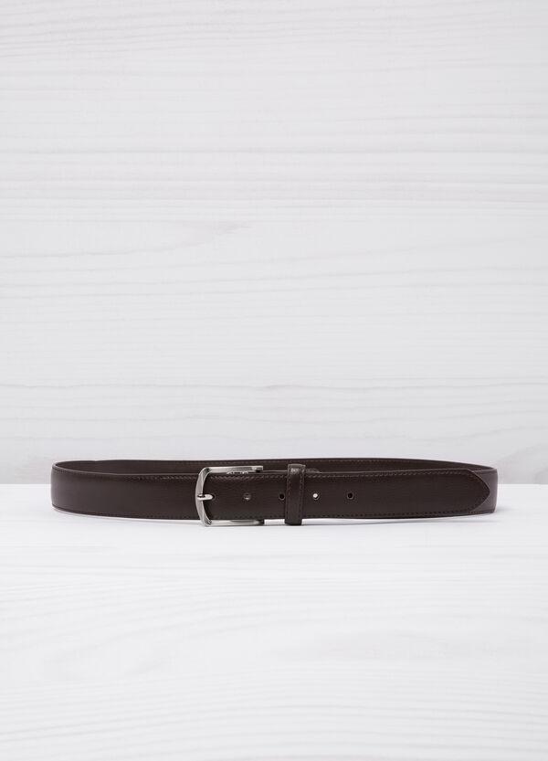 Cintura in similpelle tinta unita | OVS