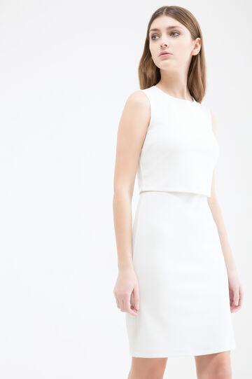 Stretch sleeveless dress