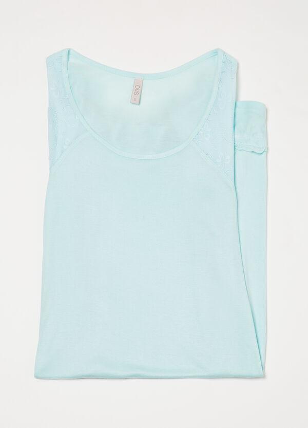 100% viscose nightshirt | OVS