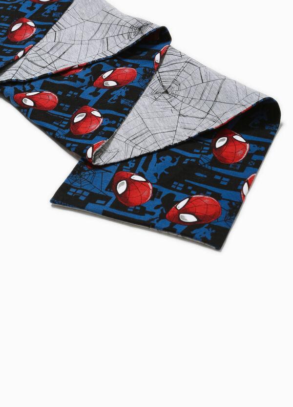 Pashmina cotone fantasia Spiderman | OVS