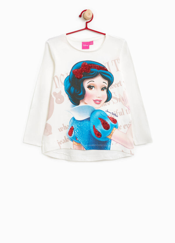 Snow White and the Seven Dwarves cotton T-shirt | OVS