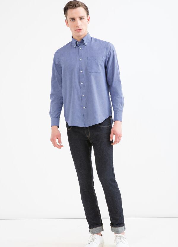 Camicia regular fit fantasia quadri | OVS