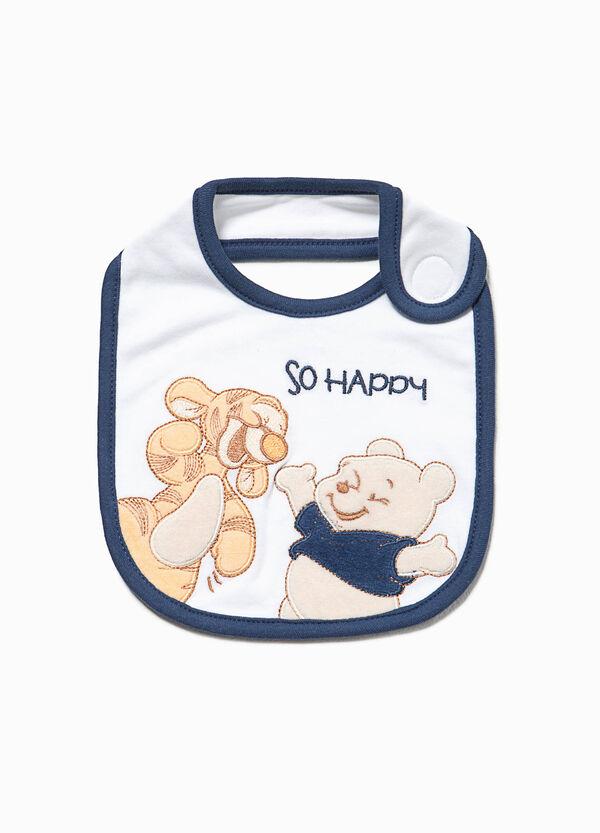 Bavetta cotone patch Winnie The Pooh | OVS