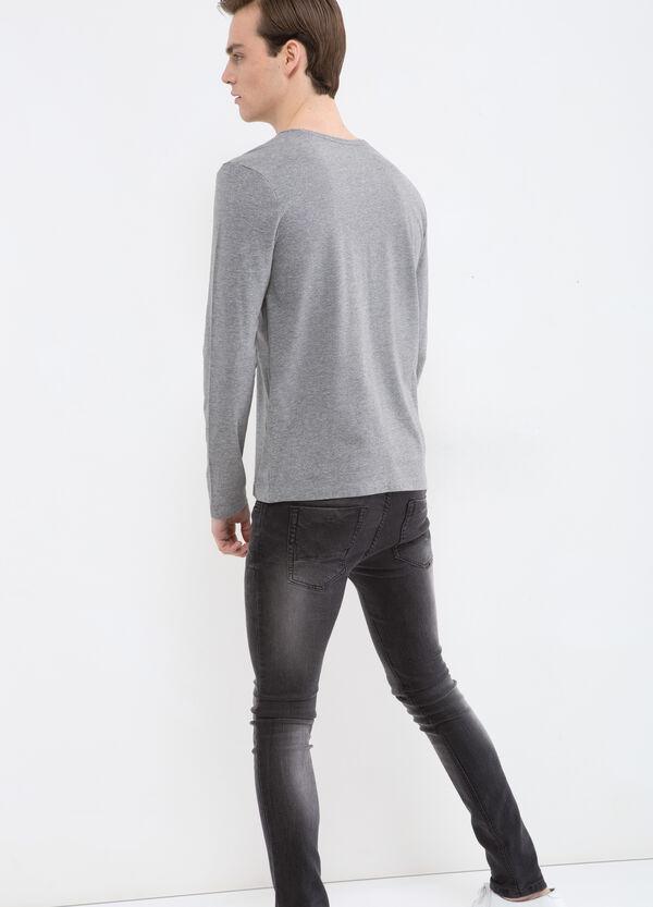T-shirt cotone stretch   OVS