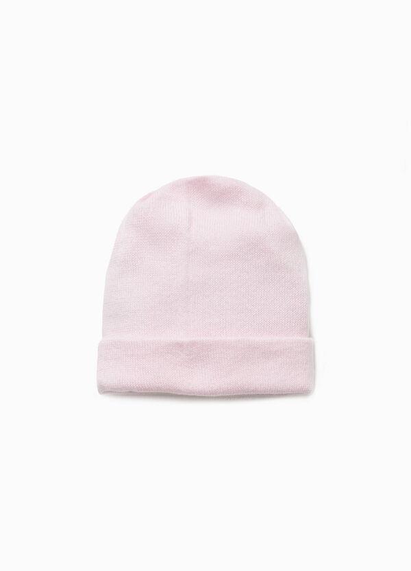 Solid colour cotton beanie | OVS