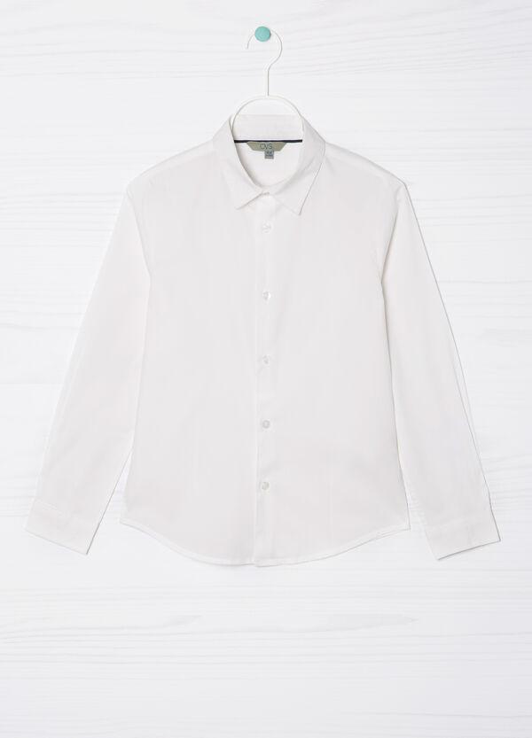 Camicia puro cotone   OVS