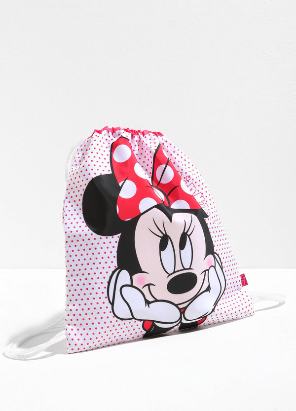 Polka dot bag with Minnie Mouse print | OVS