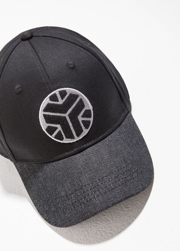 Baseball cap with patches | OVS
