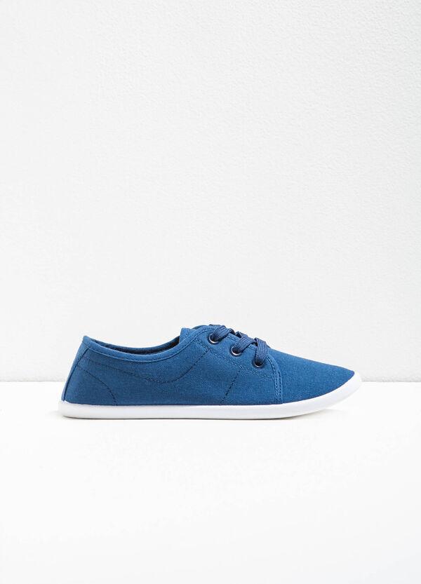 Sneakers con cuciture tono su tono   OVS