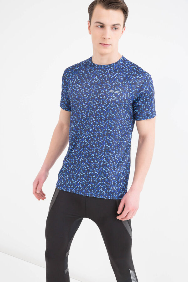 Patterned gym T-shirt | OVS