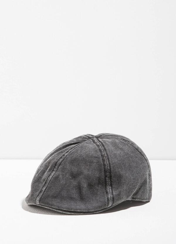 Solid colour cotton cap | OVS