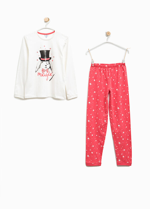 Pyjamas with stars pattern | OVS