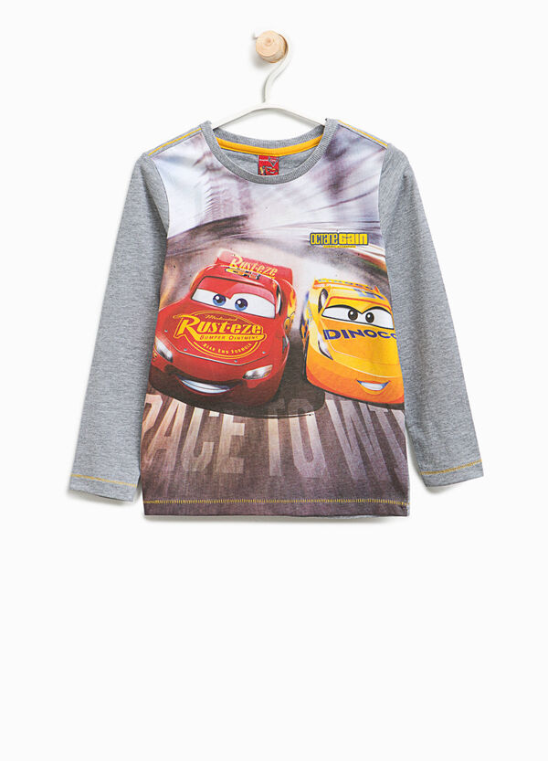T-shirt in cotone maxi stampa Cars | OVS