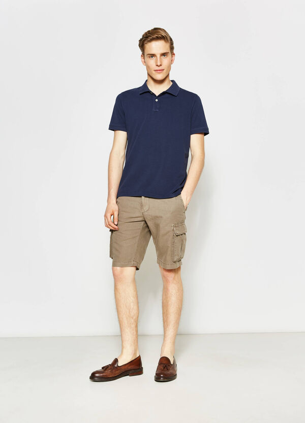 Bermuda chino regular fit cargo | OVS
