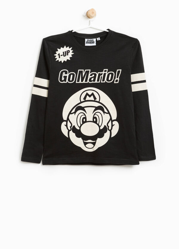 100% cotton Super Mario T-shirt | OVS