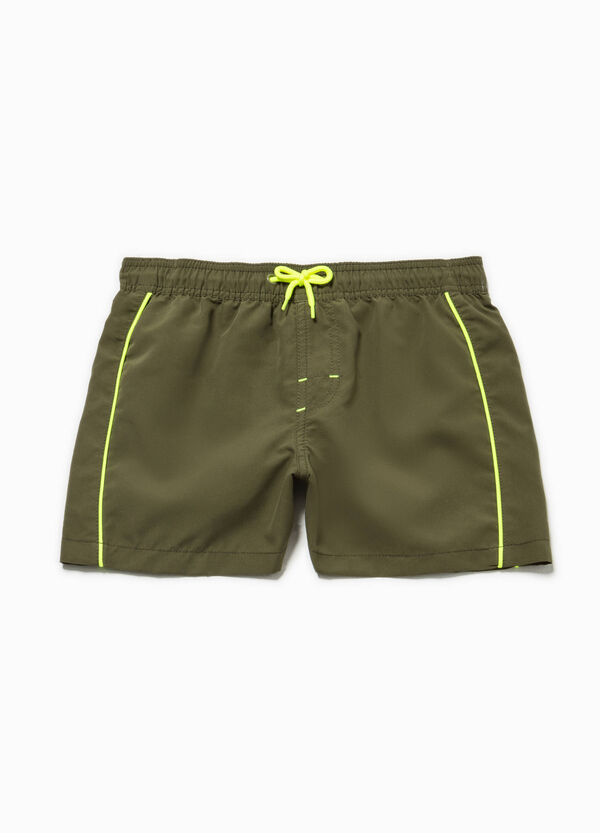 Beach shorts with drawstring | OVS
