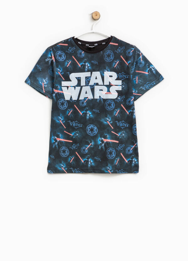 T-shirt fantasia Star Wars e stampa | OVS