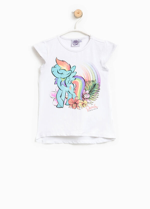 My Little Pony print cotton T-shirt | OVS