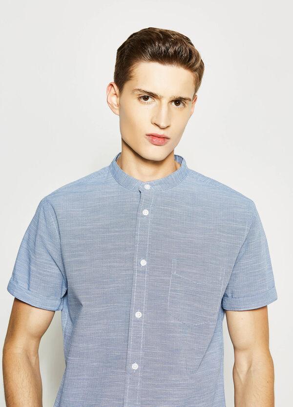 Camicia casual fantasia a righe G&H | OVS
