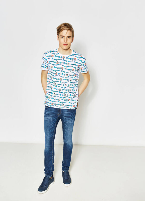 Cotton Paul Frank T-shirt | OVS