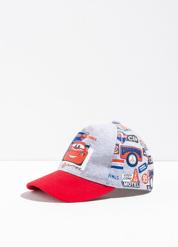 Baseball cap with Cars print | OVS