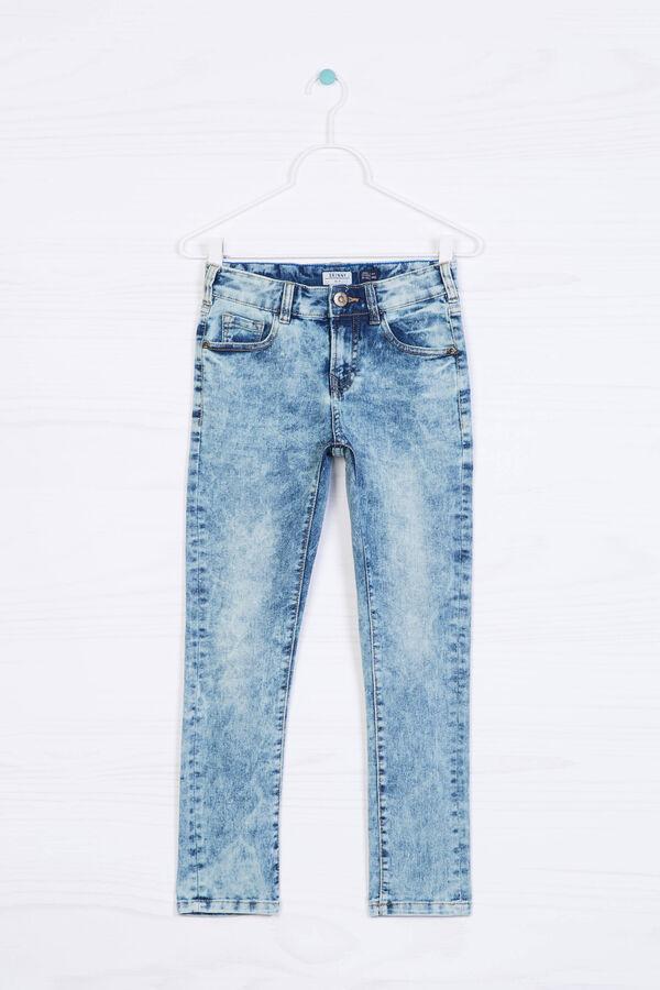 Jeans skinny fit stretch maltinti   OVS