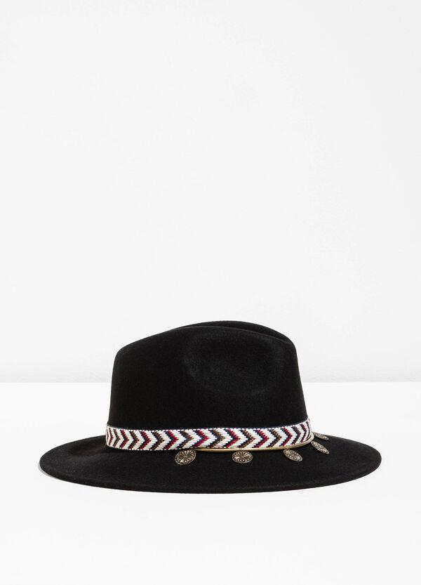Cappello a falda larga con pendenti | OVS