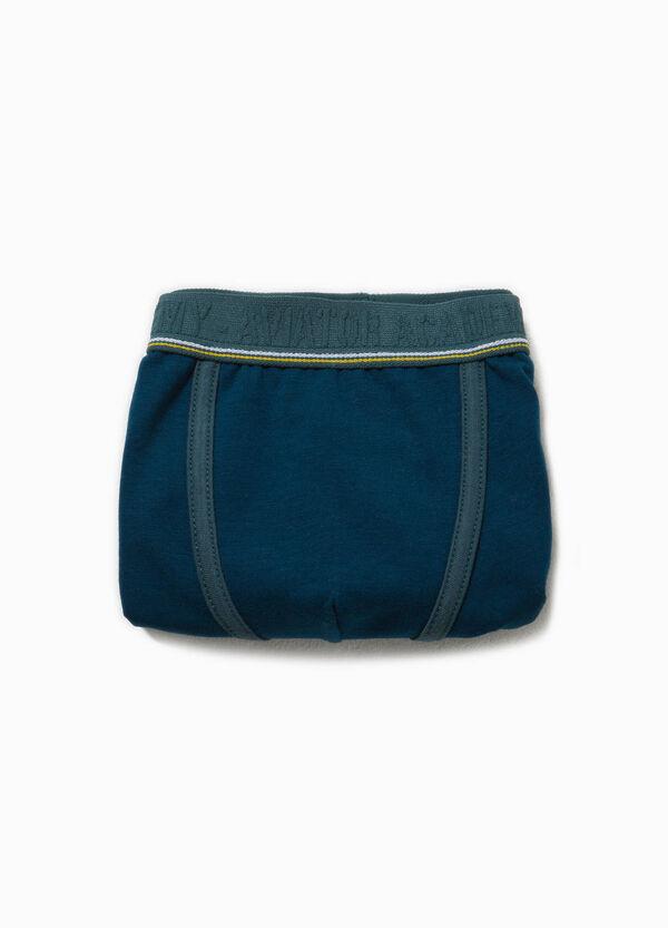 Boxer Better Cotton con stampa sul fianco | OVS