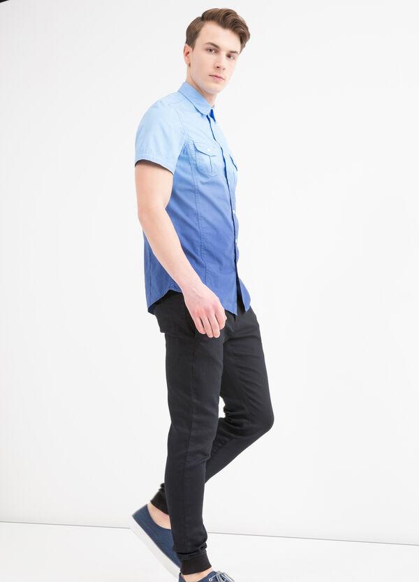 Camicia puro cotone degradé G&H   OVS