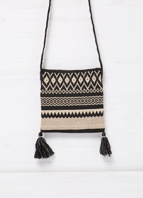 Shoulder bag with tassels | OVS