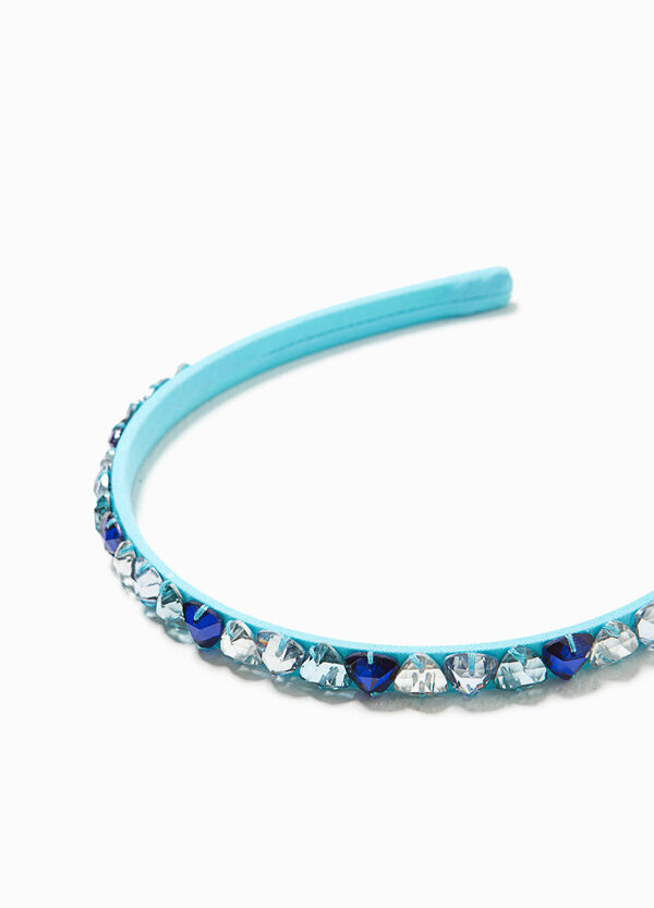 Hairband with diamantés | OVS