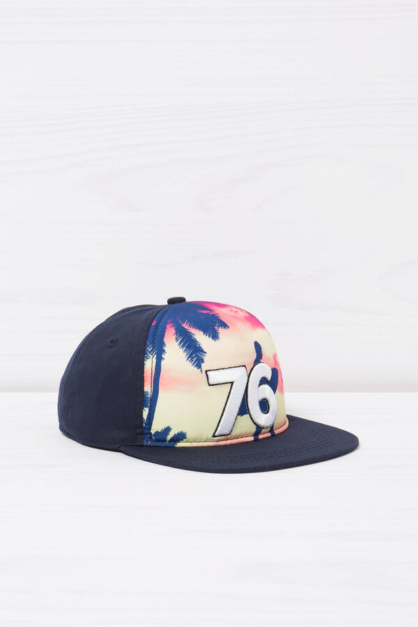 Cappello baseball stampa frontale | OVS
