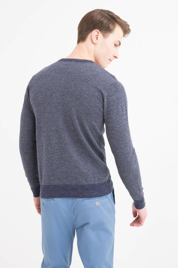 Pullover tricot puro cotone | OVS